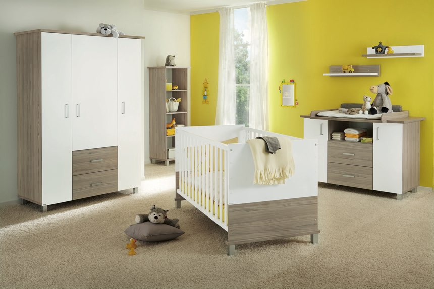 kinderzimmer einrichten baby. Black Bedroom Furniture Sets. Home Design Ideas